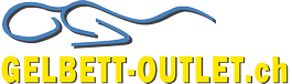 gelbett outlet logo